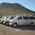 Mexico Sea of Cortez | Transportation (1way) | Shared car/van from LaPaz (LAP) airport to LaPaz Area